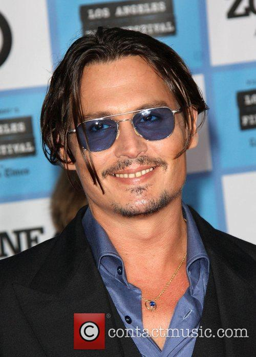 Johnny Depp, Los Angeles Film Festival