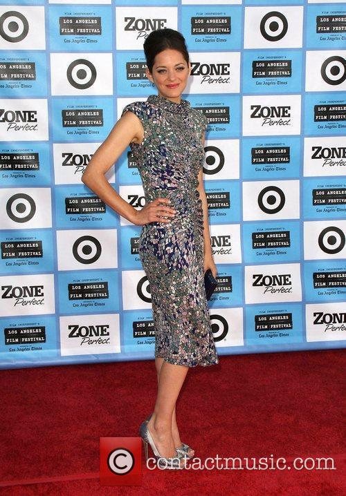 Marion Cotillard and Los Angeles Film Festival 6