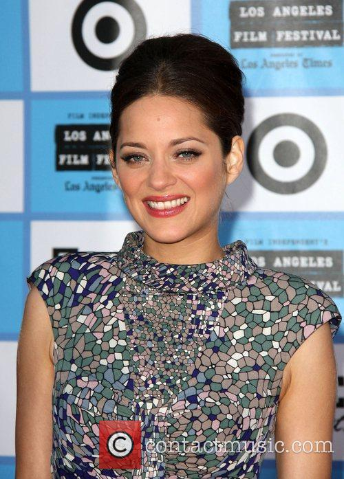 Marion Cotillard and Los Angeles Film Festival 9