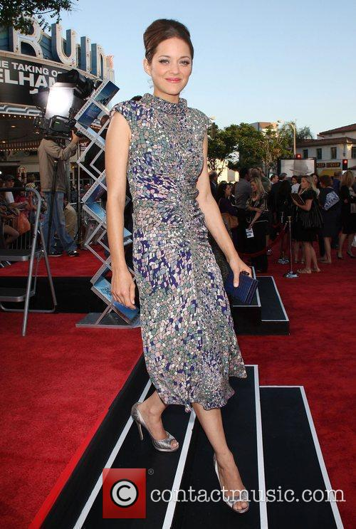 Marion Cotillard and Los Angeles Film Festival 4
