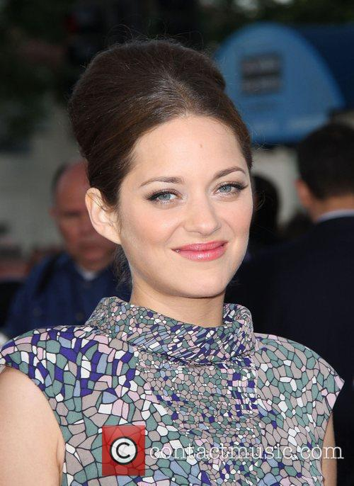 Marion Cotillard and Los Angeles Film Festival 2