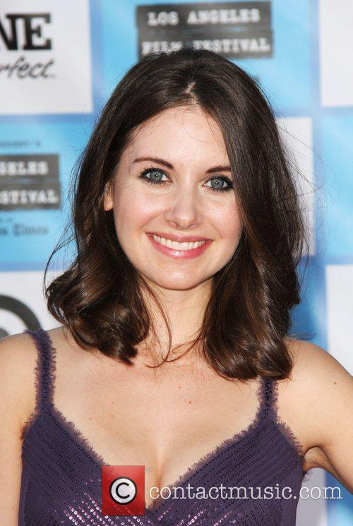 Alison Brie and Los Angeles Film Festival 3