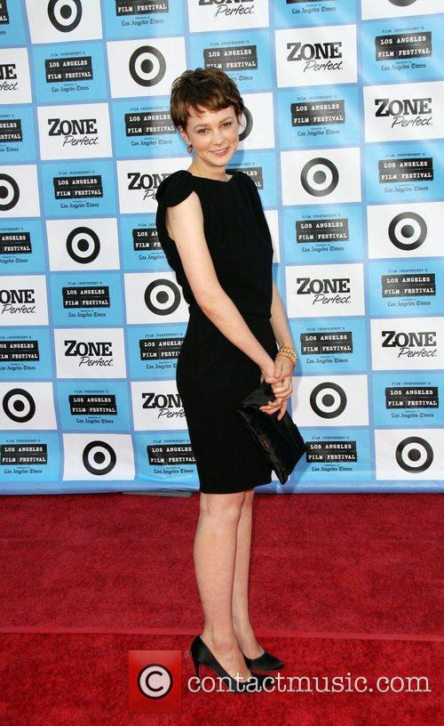 Carey Mulligan and Los Angeles Film Festival 2