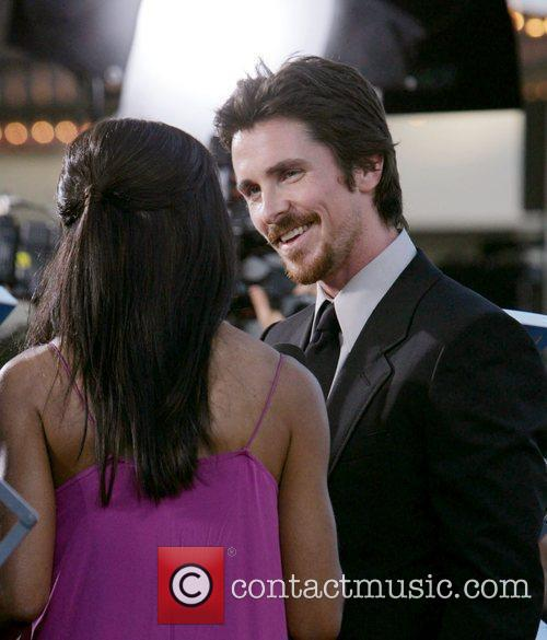 Christian Bale and Los Angeles Film Festival 7