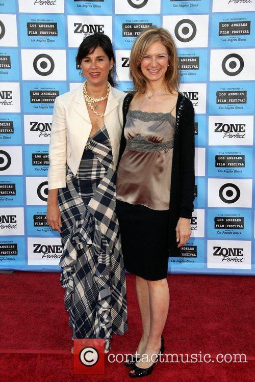 Rebecca Yeldham; Dawn Hudson and Los Angeles Film Festival 3