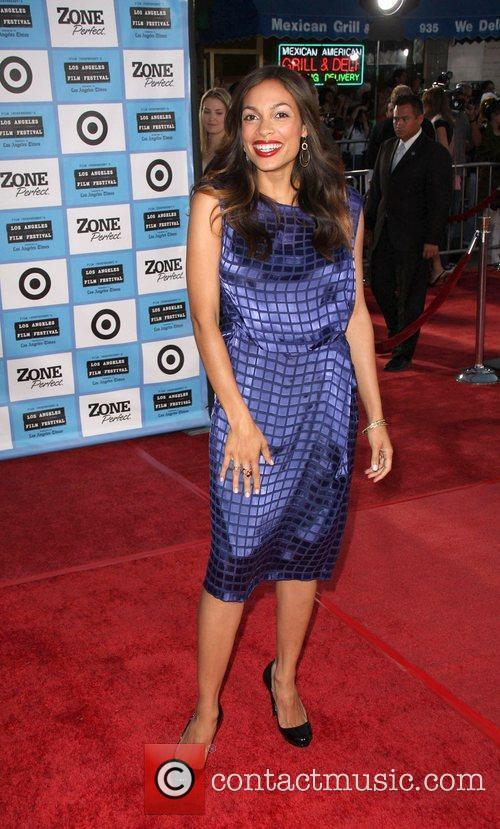Rosario Dawson and Los Angeles Film Festival 7