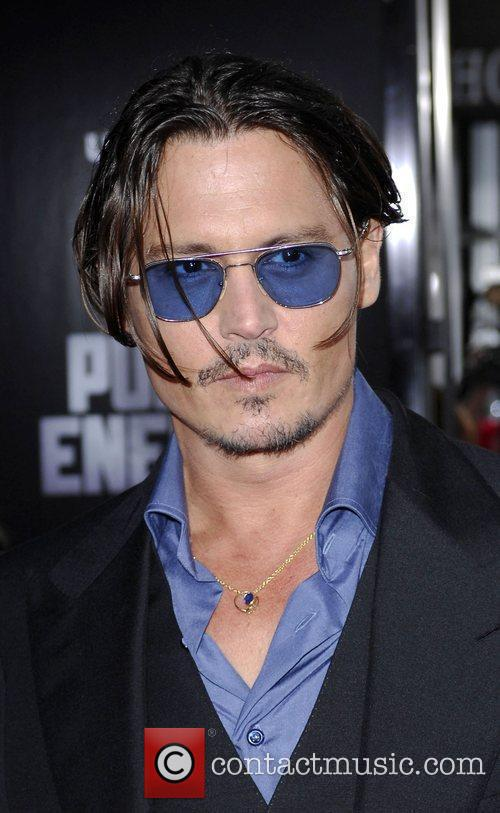 Johnny Depp and Los Angeles Film Festival 14