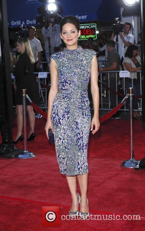 Marion Cotillard and Los Angeles Film Festival 1
