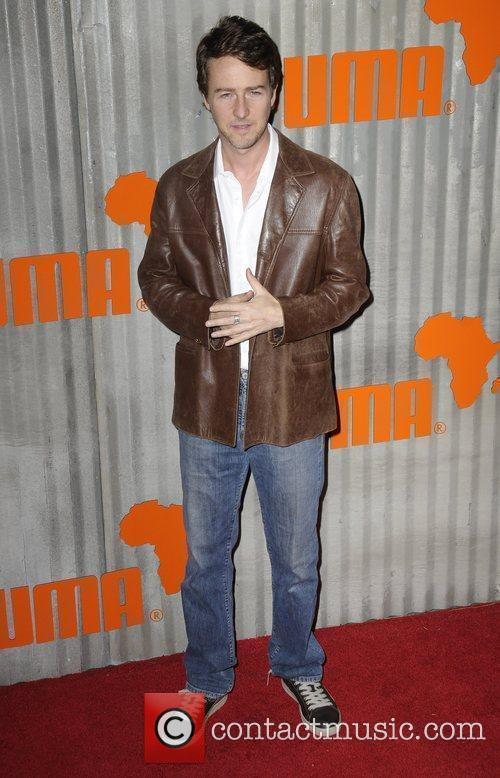 Edward Norton  Puma presents the African Bazaar...