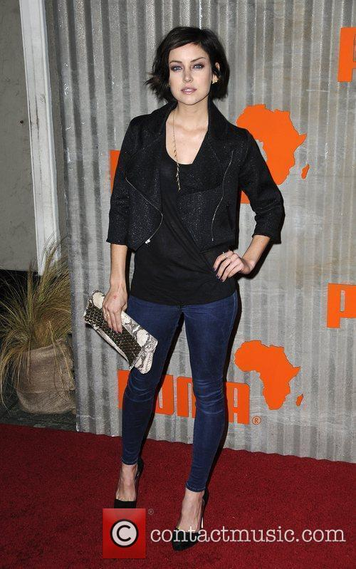 Jessica Stroup  Puma presents the African Bazaar...