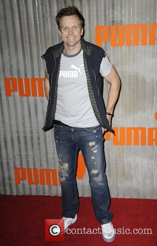 Joel McHale  Puma presents the African Bazaar...