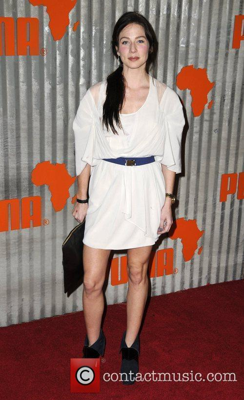 Lynn Collins  Puma presents the African Bazaar...