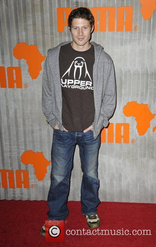 Zach Gilford Puma presents the African Bazaar...