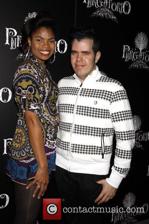 Pia Glenn and Perez Hilton Perez Hilton hosts...
