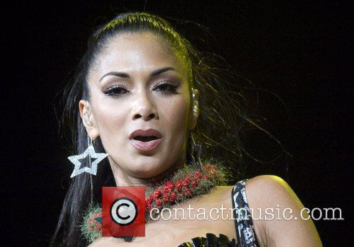 Nicole Scherzinger  The Pussycat dolls performing at...