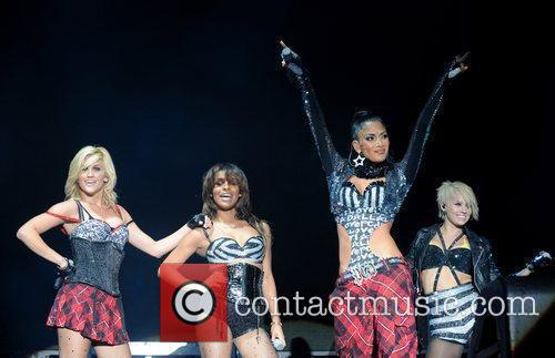 Performing at the Silverstone Race Track