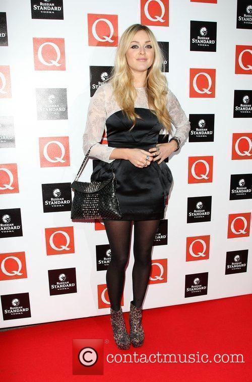 Fearne Cotton The Q Awards 2009 - arrivals...