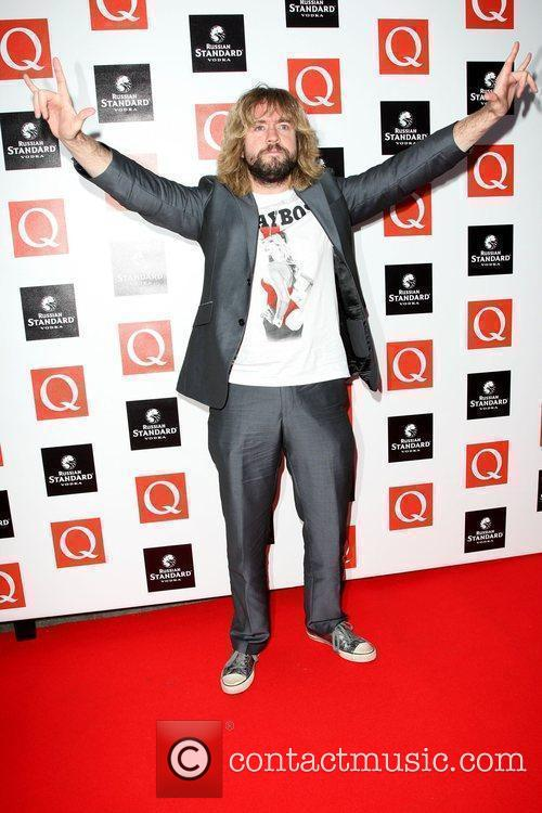 Justin Lee Collins The Q Awards 2009 -...