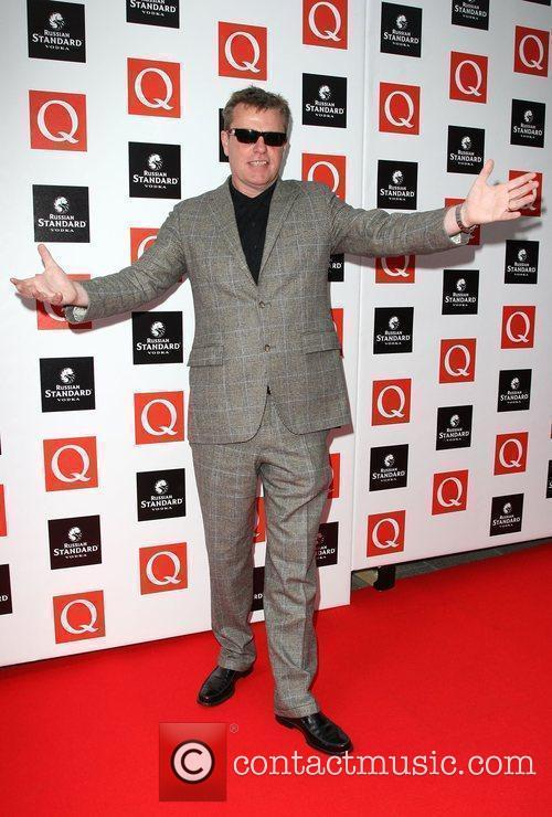 Suggs The Q Awards 2009 - arrivals London,...