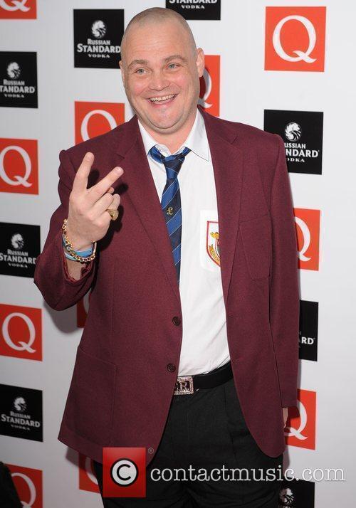 Al Murray  at The Q Awards held...