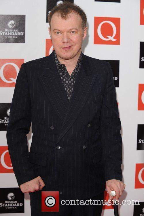 Edwyn Collins  at The Q Awards held...