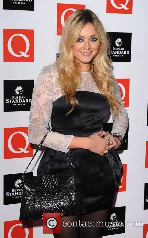 Fearne Cotton at The Q Awards held at...