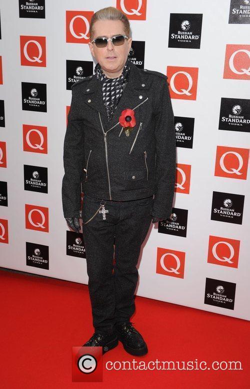Holly Johnson  at The Q Awards held...