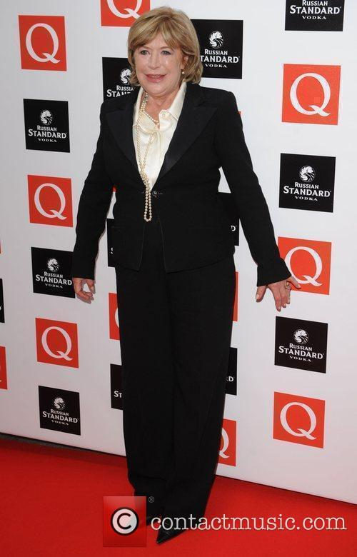 Sophie Ellis Bextor  at The Q Awards...