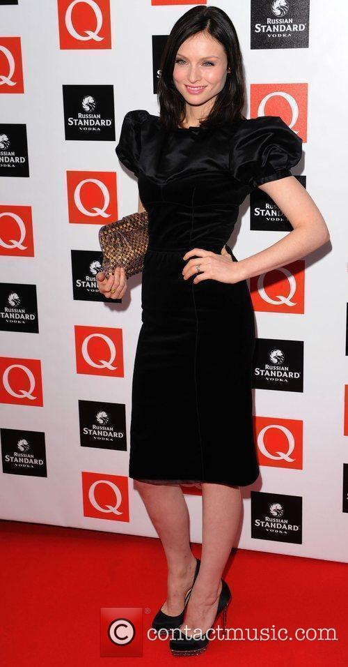 At The Q Awards held at Grosvenor House...