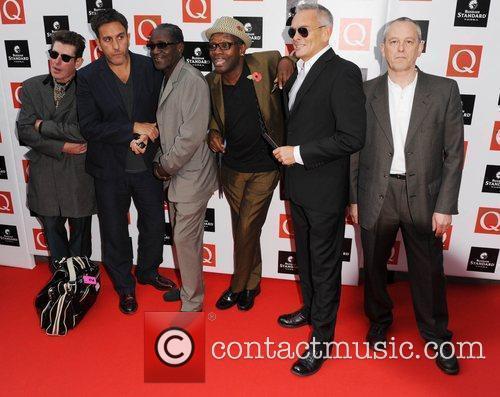 The Specials at The Q Awards held at...