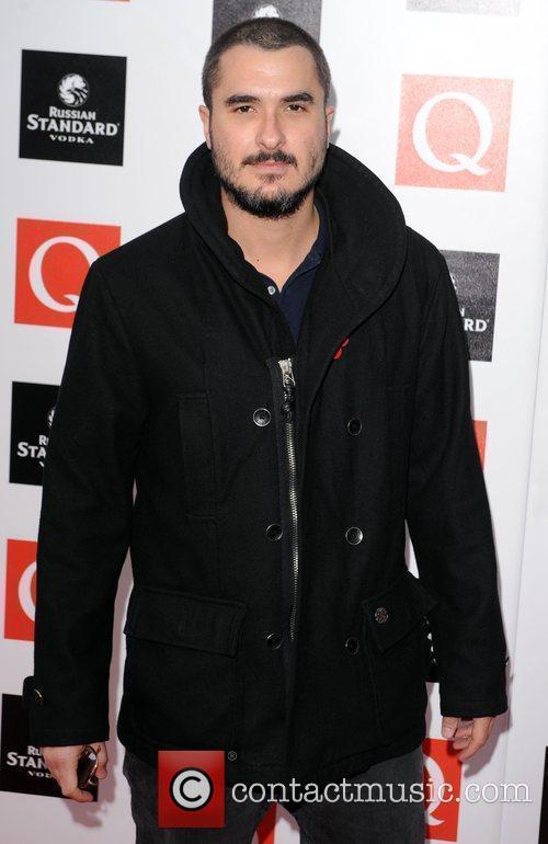 Zane Lowe at The Q Awards held at...