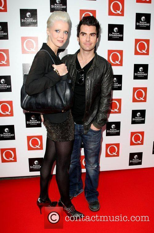 Kelly Jones of the Stereophonics The Q Awards...