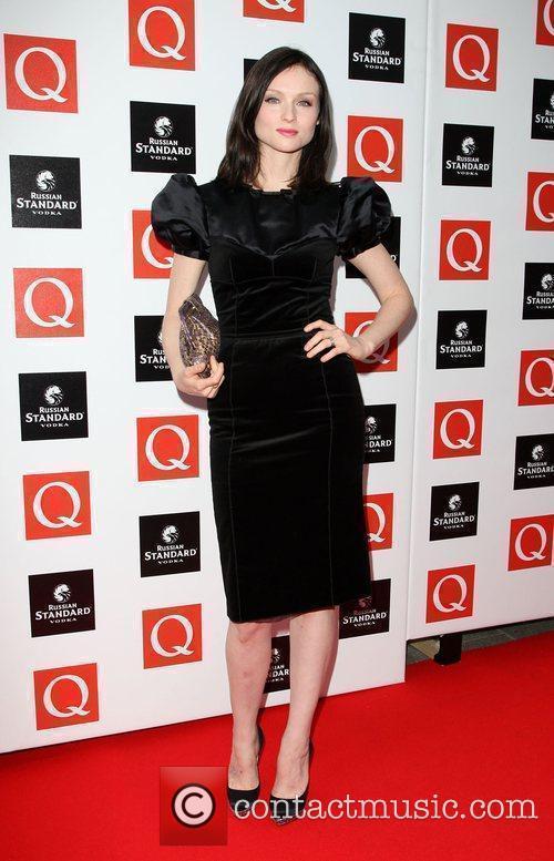Sophie Ellis-Bextor The Q Awards 2009 - Arrivals...