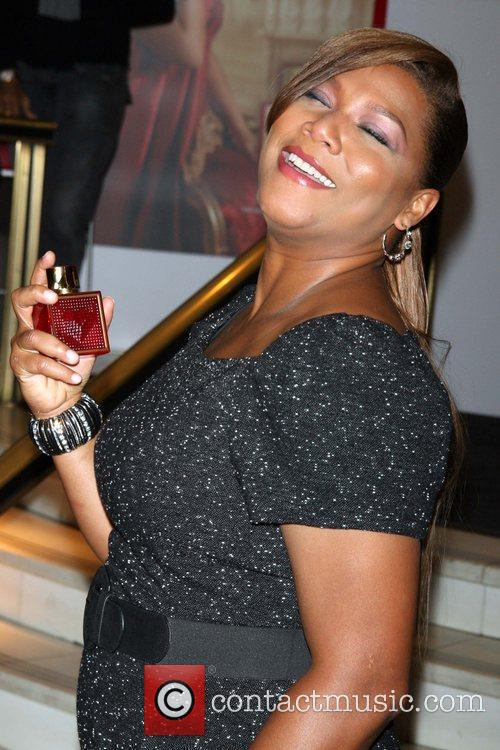 'Queen' by Queen Latifah Fragrance Launch at Herald...