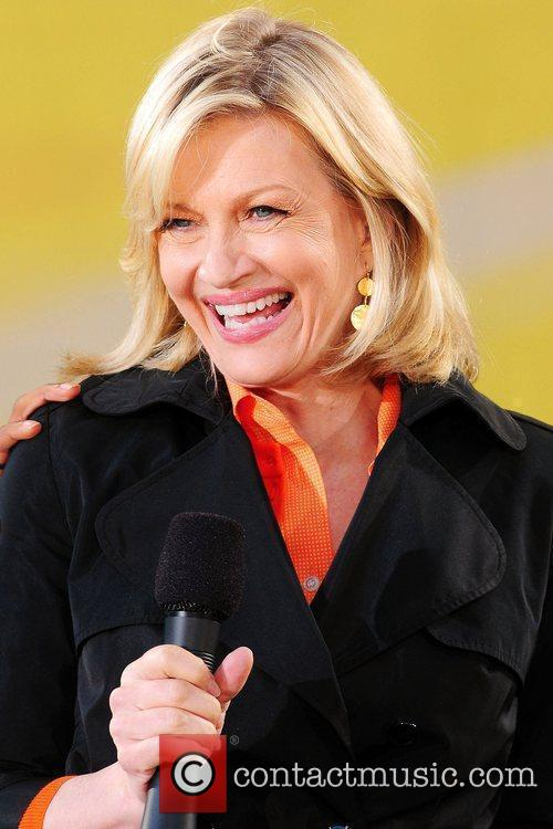 Diane Sawyer and Central Park 2