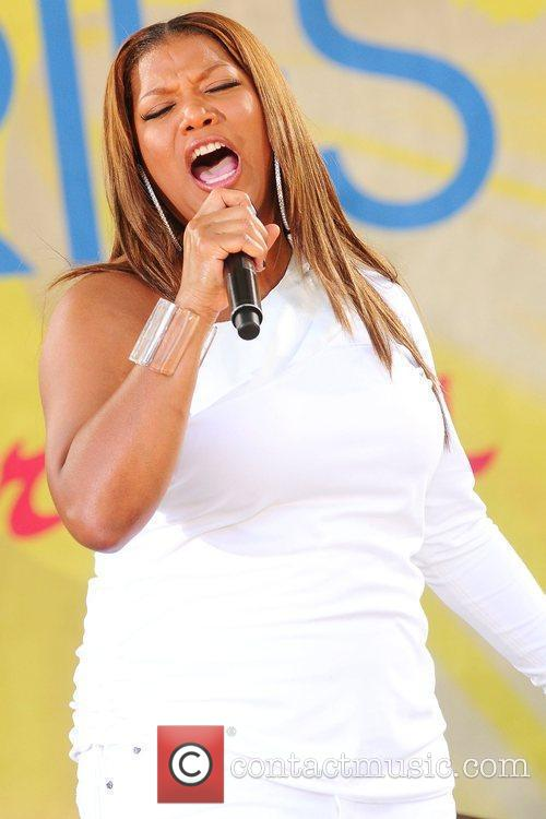 Queen Latifah and Central Park 15