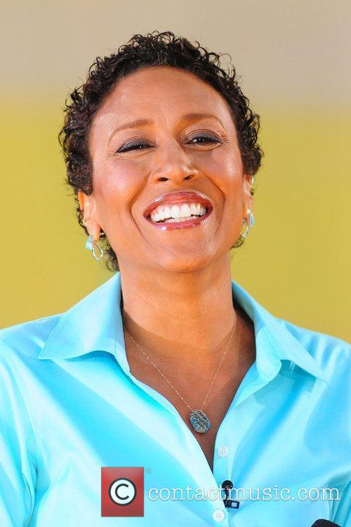 Robin Roberts and Central Park 1