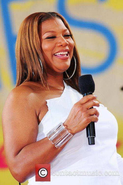 Queen Latifah and Central Park 20
