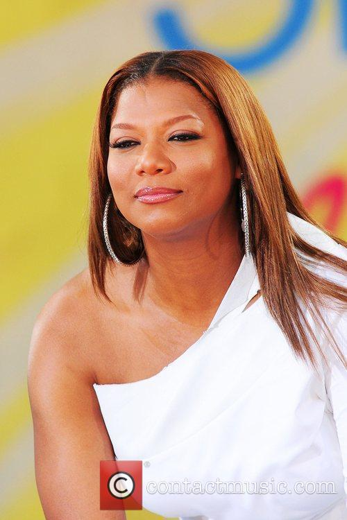 Queen Latifah and Central Park 25