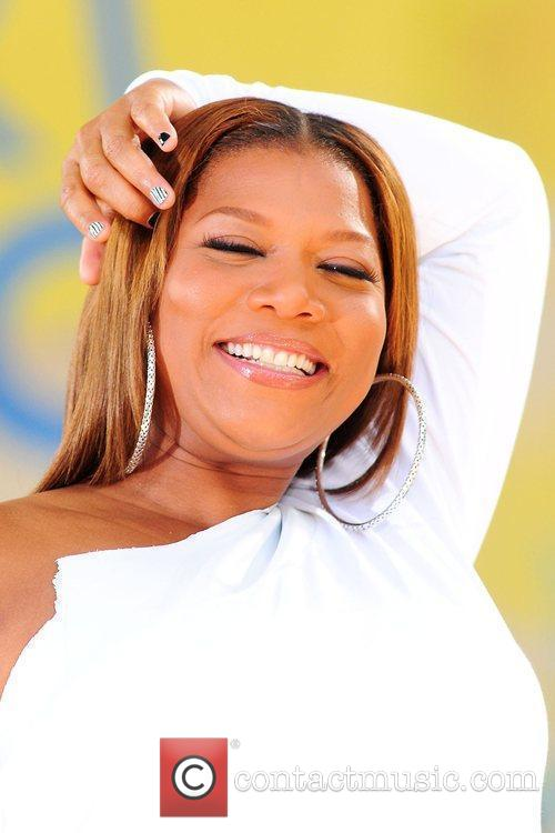 Queen Latifah and Central Park 30