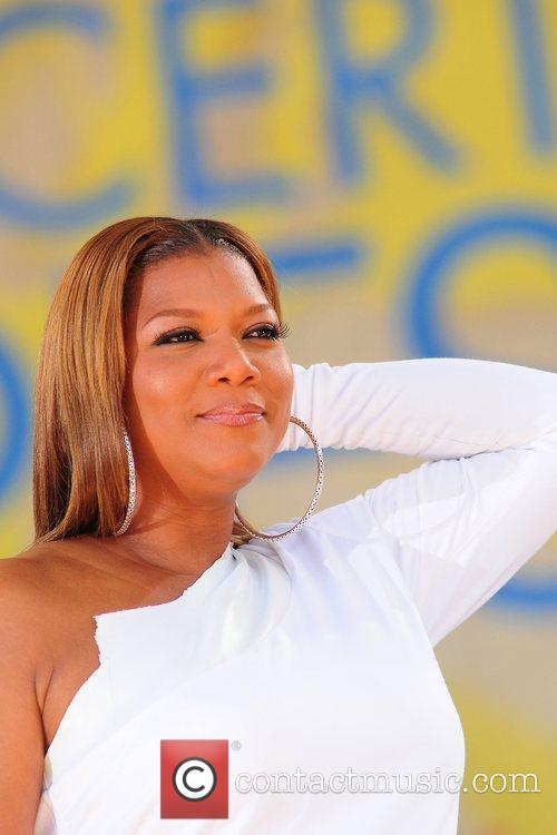 Queen Latifah and Central Park 26