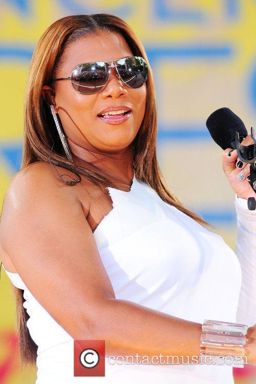 Queen Latifah and Central Park 19
