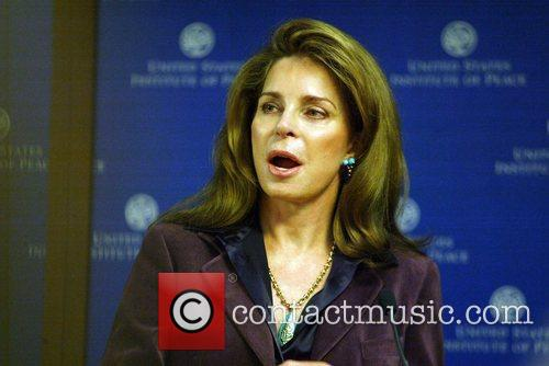 Queen Noor Her Majesty Queen Noor of Jordan...