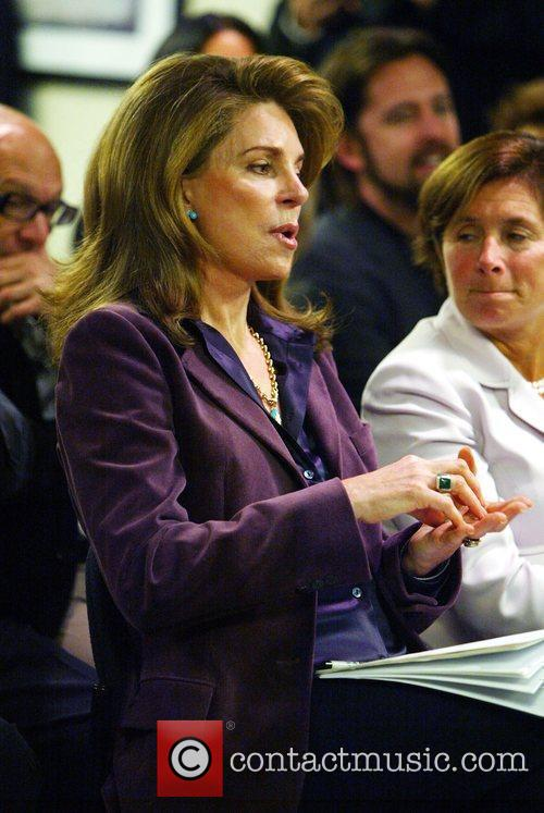 Her Majesty Queen Noor of Jordan was the...