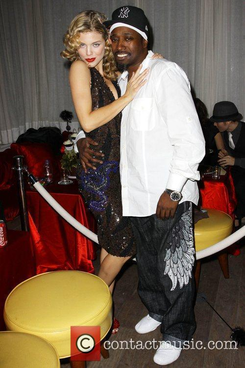 Annalynne Mccord and Eddie Griffin 2