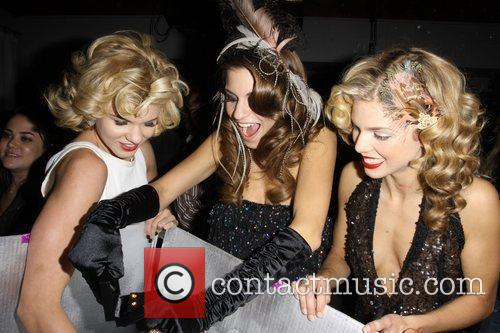 AnnaLynne McCord, Rachel McCord and Angel McCord 1