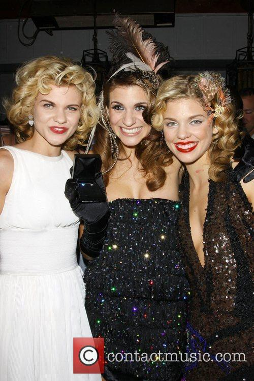 Annalynne Mccord, Rachel Mccord and Angel Mccord 7