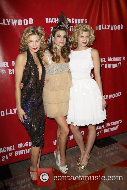 Annalynne Mccord, Rachel Mccord and Angel Mccord 10