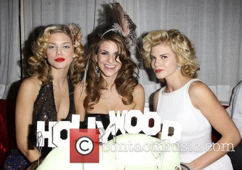 Annalynne Mccord, Rachel Mccord and Angel Mccord 5