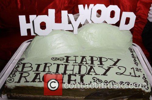 Rachel's Birthday Cake 2
